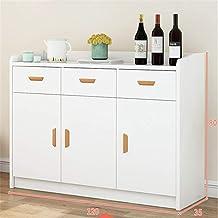 N/Z Home Equipment Sideboards Modern Minimalist Locker Storage Cabinet Cupboard Living Room Kitchen Side Cabinet Dining Si...