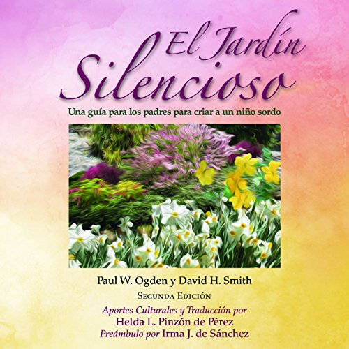 El Jardín Silencioso [The Silent Garden] audiobook cover art