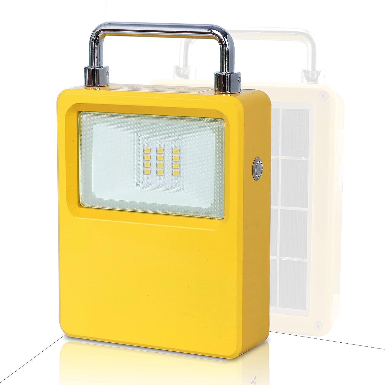 C COMCROSFLY LED Work Light Rechargeable Portable Cheap Max 89% OFF SALE Start light S
