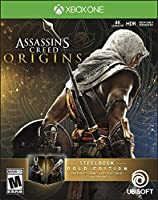 Assassin's Creed Origins - Steelbook Gold Edition (輸入版:北米) - XboxOne