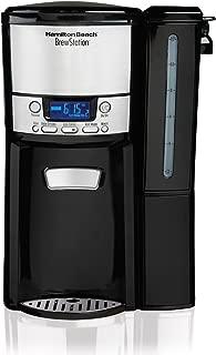 Hamilton Beach 12-Cup Coffee Maker, Programmable BrewStation Dispensing Coffee Machine (47900) (Renewed)