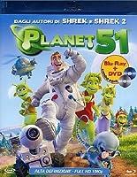 Planet 51(+DVD) [(+DVD)] [Import italien]