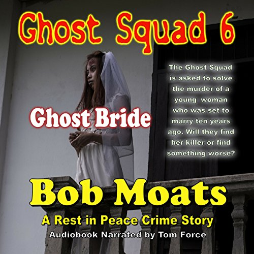 Ghost Bride audiobook cover art