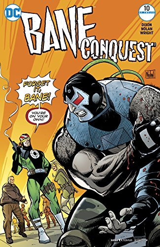 Bane: Conquest (2017-2018) #10 (English Edition)