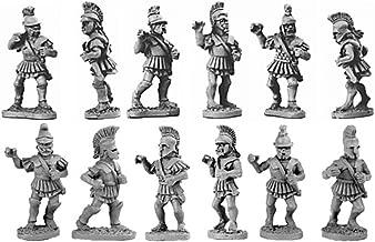 Ancients - Greek 15mm Xyston Miniatures Hoplites in Linen Cuirass
