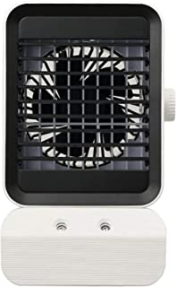 USB Plug-in Portable Cooling Air Conditioner, Mini Mobile Personal Space Cooler, Luftfuktare, Purifier, Desktop Cooling Fa...