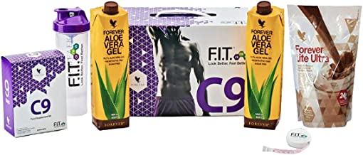 Forever Living C9 Aloe Vera Gel Chocolate Shake Clean 9 Natural Weight Loss Estimated Price : £ 107,29