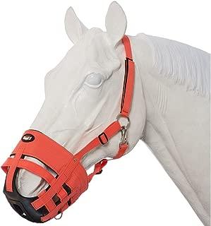 Tough-1 Halter Easy Breathe Poly Nylon Grazing Horse 52-966H