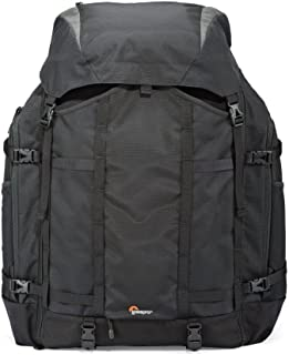 Lowepro Pro Trekker 650 Aw The Ultimate Big-Glass Expedition Pack, Built to Provide Long-Wearing Comfort and Large Capacity for Professional Photographers, Black, (LP36777-PWW)