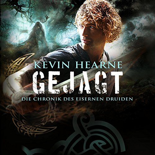 Gejagt audiobook cover art