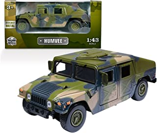 Classic Armour - (Humvee