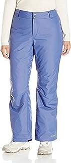 Columbia Sportswear Women's Plus Bugaboo Pant, Atoll, 2X