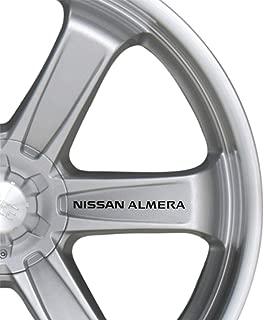 Best nissan almera sticker Reviews