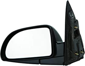 KarParts360: Fits 2002 2003 2004 SATURN VUE Door Mirror - Driver Side - Manual, Non-Heated, GM1320271