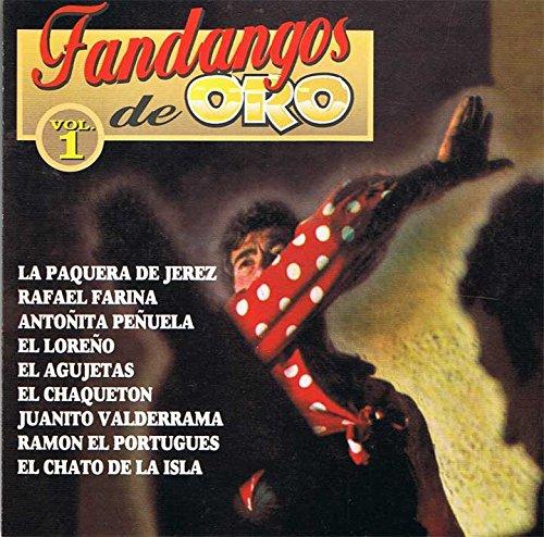 Fandangos de Oro. Vol. 1 - - Ekipo 1998