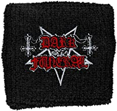 Dark Funeral Logo Diabolis Interium New Official black Cotton Sweatband one size