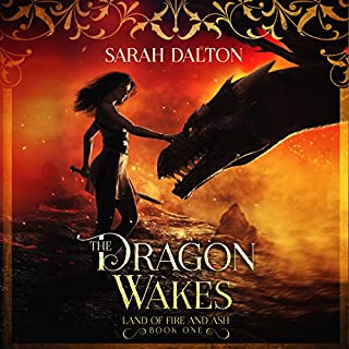 The Dragon Wakes cover art