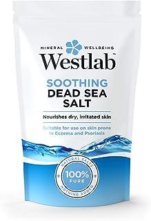 Westlab Sal del Mar Muerto Stand Up resellable bolsa 1Kg