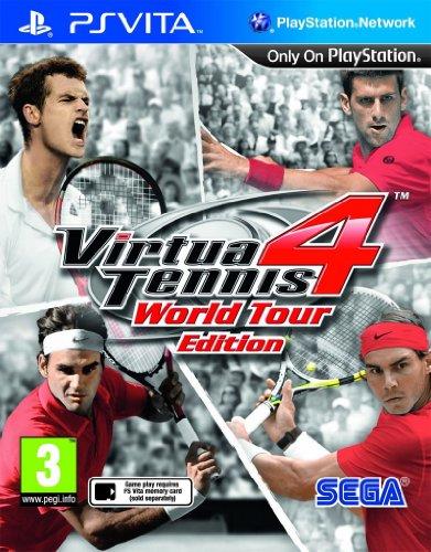 Virtua Tennis 4 - Edizione Tour Mondiale