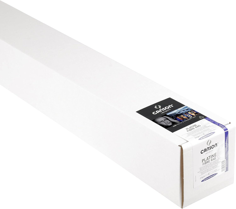 Canson 200006562 Infinity Platine Fibre Rag Papier, 310 g m², 60 Zoll, 1.524 x 15.24 m, weiß B008HPIV2O    | Sale