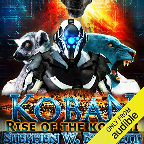 Koban: Rise of the Kobani Titelbild