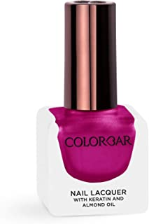 Colorbar Nail Lacquer, Pink Jazz, 12 ml