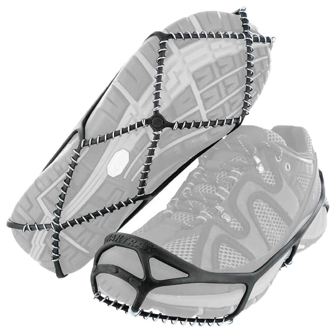 追い出す引き出す葬儀YAKTRAX(ヤクトラックス) ヤックトラックス ウォーク Sサイズ 23.5cm~27cm 靴底用滑り止め かんじき アイゼン スノー アイススパイク 08001