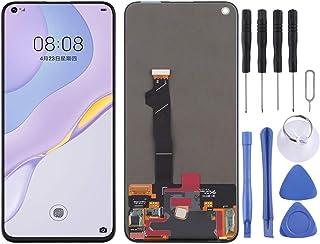 携帯電話交換部品LCDスクリーン for Huawei Nova 7 5G向けLCDスクリーンおよびデジタイザーフルアセンブリ スマートフォン液晶画面パーツ