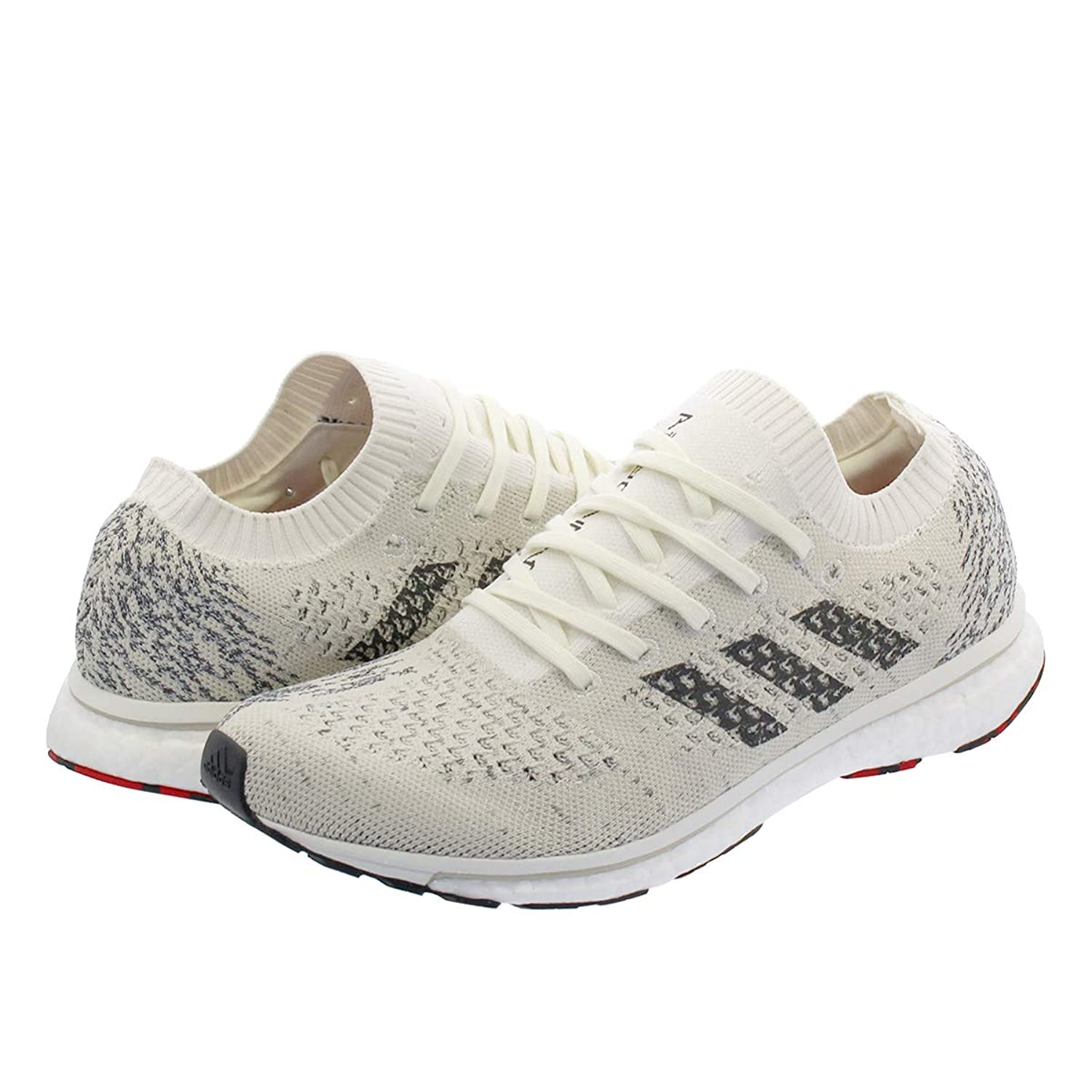 [アディダス] adiZERO PRIME LTD CLOUD WHITE/CARBON/CLEAR BROWN