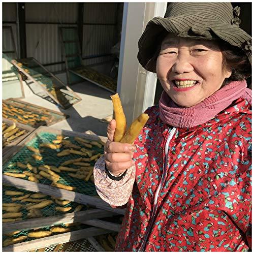 【国産 完全手作り・天日干し】れいこばあちゃんの【平干し芋◆】 【1kg】おばあちゃんが手間暇かけて作ってます。 ■干し芋に向いている紅はるかを使用