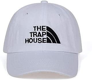 2019 New The Trap House Baseball Cap Style Rap Hip Hop Dad Cap Cotton for Women Men Hip Hop Cap