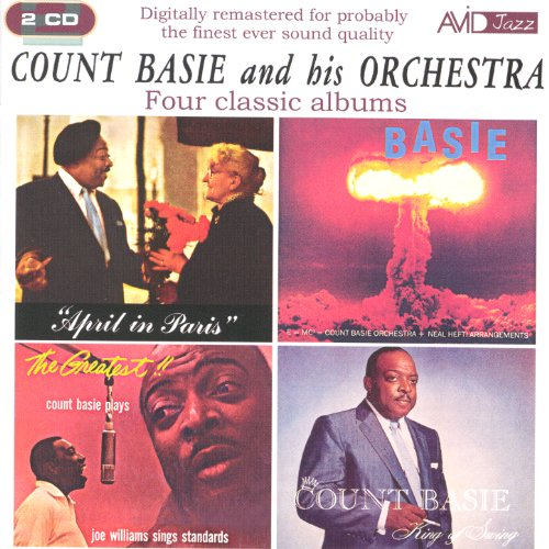 Four Classic Albums (April in Paris / King Of Swing / The Atomic Mr Basie / The Greatest - Count Basie Plays, Joe Williams Sings Standards) [Clean]