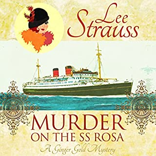 Murder on the SS Rosa cover art