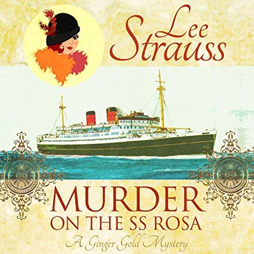 Murder on the SS Rosa cover art