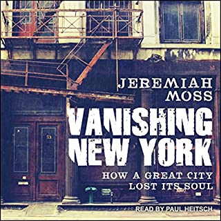 Vanishing New York cover art