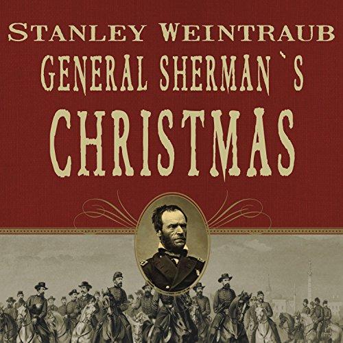 General Sherman's Christmas audiobook cover art