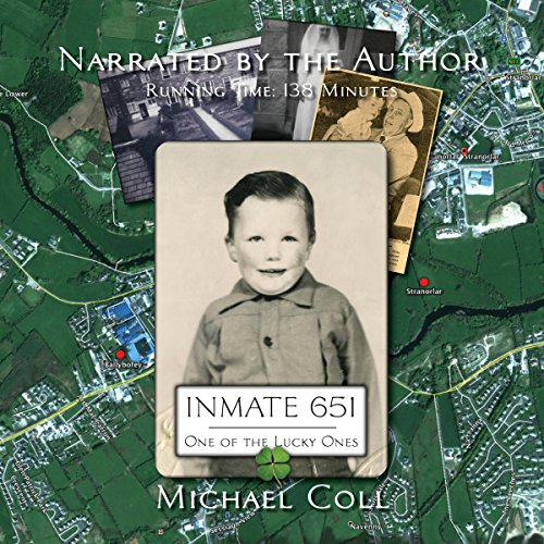Inmate 651 audiobook cover art