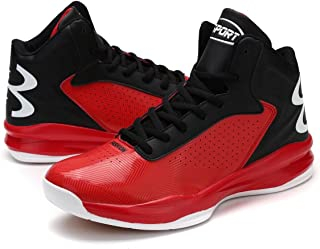 Men's Air Performance Allstart Sports Shoe Running Casual Ankle-High Breathable Mid Basketball Shoes Sneaker for Boy