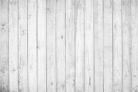Amazon Gooeoo 10x6 5ftビニールの背景写真の背景白塗装板壁木目テクスチャグランジ背景風化ストライプウッドウォール子供赤ちゃん子供大人の肖像画ビデオフォトスタジオの小道具 Gooeoo バックペーパー 背景布