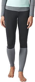 Adidas Women's Xpr W Tights, Black/Negro/Brgros, Size 38