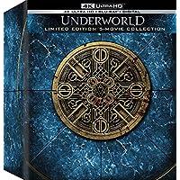 Underworld: Limited Edition 5-Movie Collection (4K UHD + Blu-ray + Digital)
