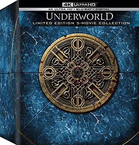 Top 10 Best underworld blood wars blu ray Reviews