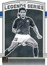2018-19 Donruss Legends Series #13 Roberto Baggio Italy Soccer Trading Card