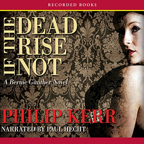 If the Dead Rise Not audiobook cover art