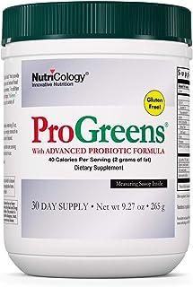 NutriCology ProGreens 30 Day Supply 9.27 oz (265 g)
