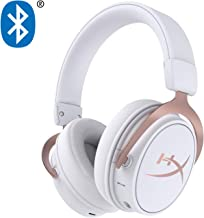 HyperX Cloud Mix Wired Gaming Headset + Bluetooth - Rose Gold - Game and Go - Detachable Microphone - Signature Comfort - Lightweight - Multi Platform Compatible