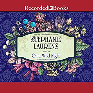 On a Wild Night audiobook cover art
