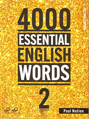4000 ESSENTIAL ENGLISH WORDS 2: Student Book W/ STUDENT DIGITAL MATERIALS 2nd edition