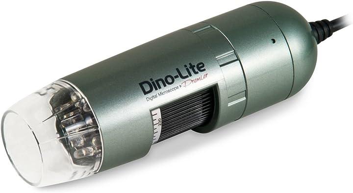 Dino-lite am3113t microscopio usb microscope 200x