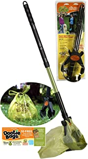 GoGo Stik, The Totally Clean Pooper Scooper. 24 to 36 inch. Small to Large Dogs. ST or XP Model Scooper. Optional EZ Wedge (Like rake). Or Scoop Set Combo. Use Store Bags Dootie Bags.
